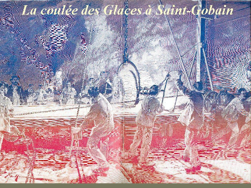 Album - la Glacerie de Saint-Gobain (Aisne), début