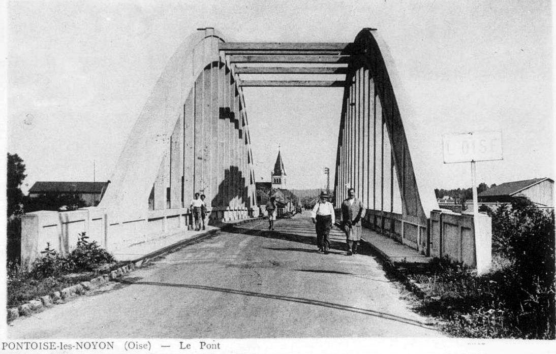 Album - le village de Pontoise-les-Noyon (Oise)