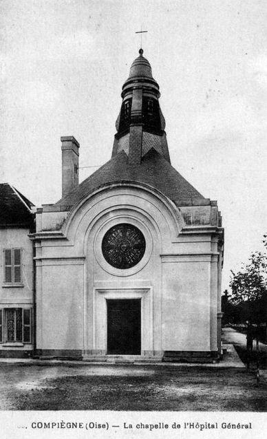 Album - la ville de Compiegne (Oise), les hôpitaux