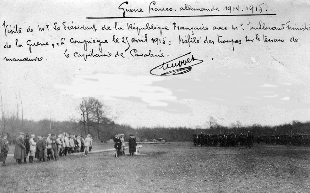 Album - la ville de Compiegne (Oise), la caserne de Cavalerie