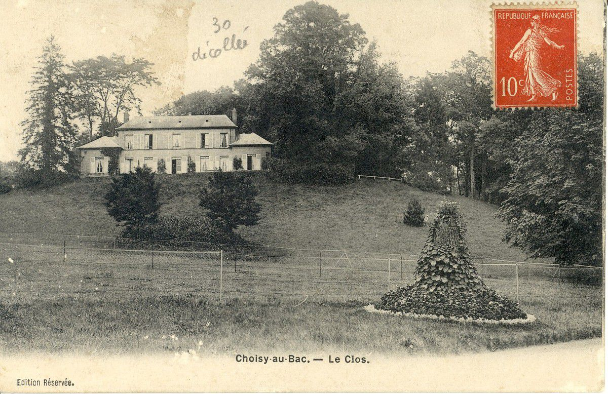 Album - le village de Choisy-au-Bac (oise)