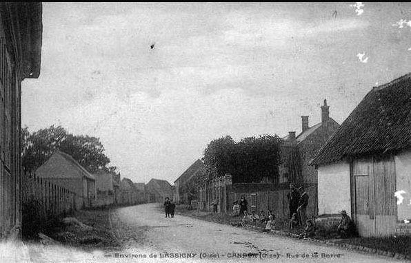 Album - le village de Candor (Oise)