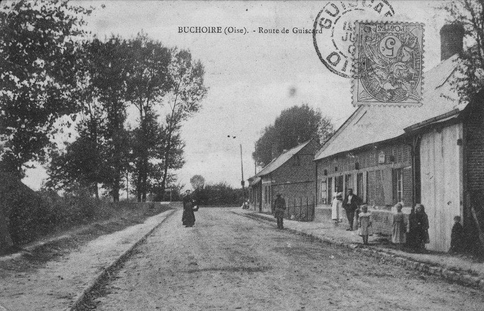 Album - le village du Hameau de Buchoire (Oise)