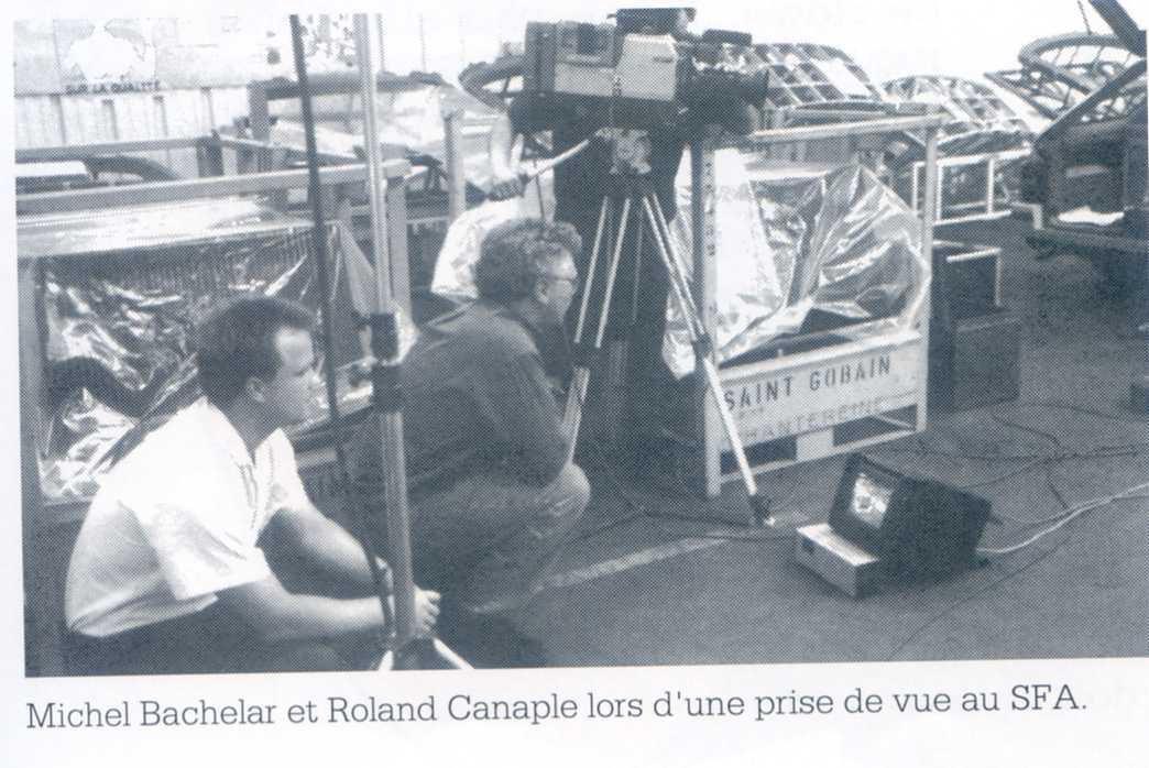 Album - Chantereine, l'atelier Feuilleté S.F.A