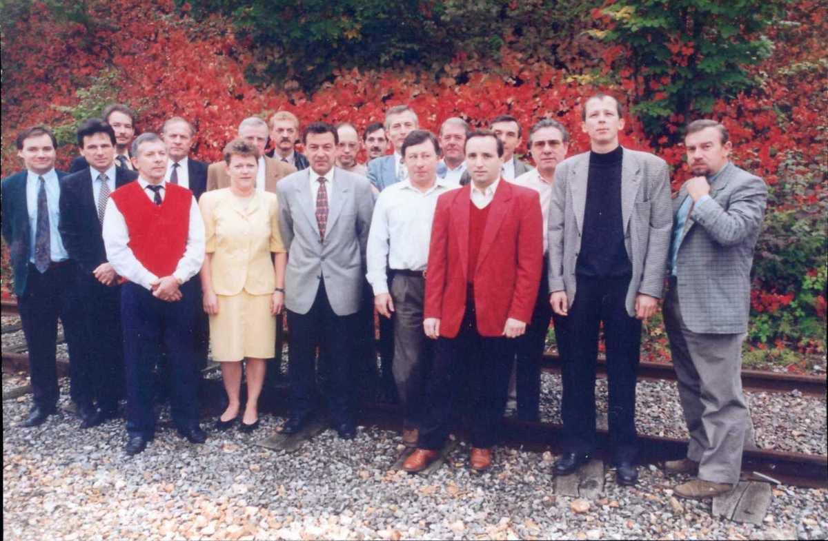 Album - Chantereine, le Centre de développement industriel (C.D.I)