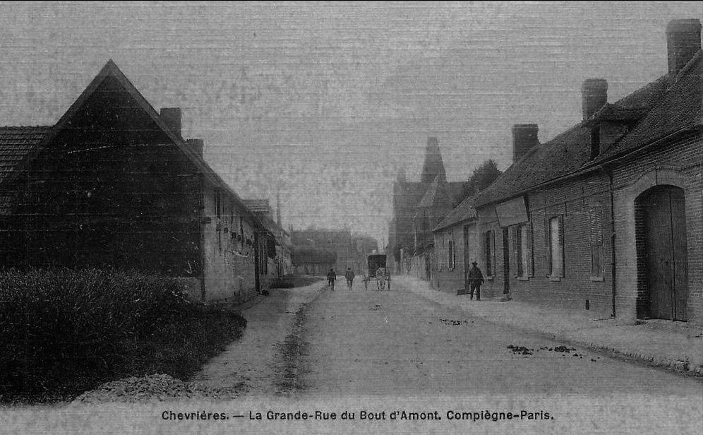 Album - le village de Chevrieres (oise)