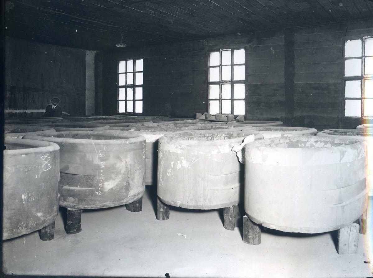 Album - Chantereine, les fours à pots 1923
