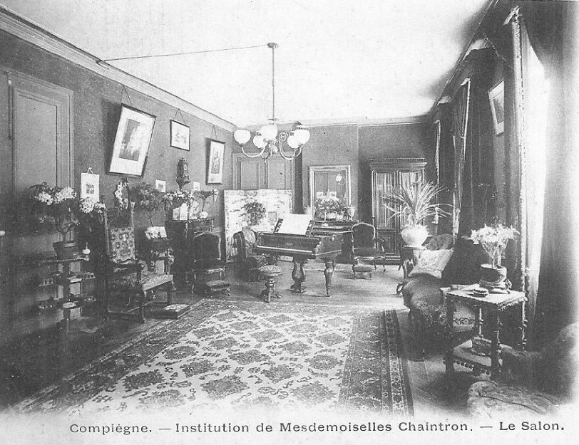 Album - la ville de Compiègne (Oise), les pensionnats