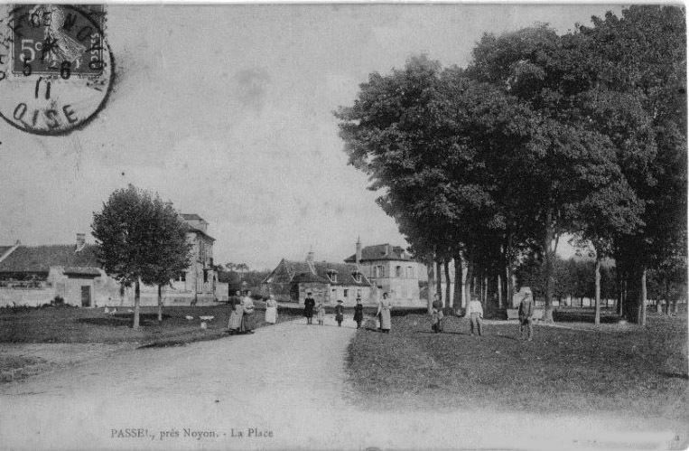 Album - le village de Passel (Oise)
