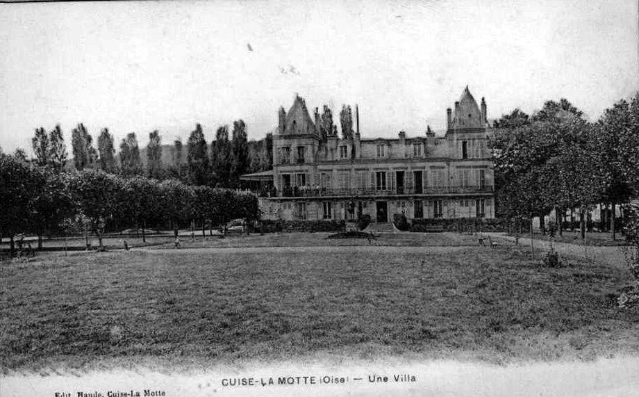 Album, le village de Cuise la Motte (Oise), différentes photos