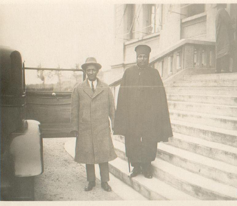 Album - Chantereine, visite du Roi d'Ethiopie à la Glacerie