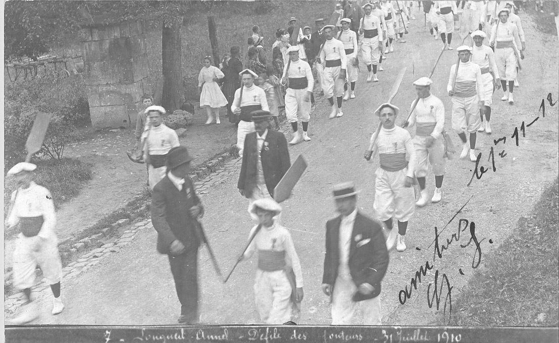 Album - le village de Longueil-Annel (Oise) les joutes Lyonnaisesl