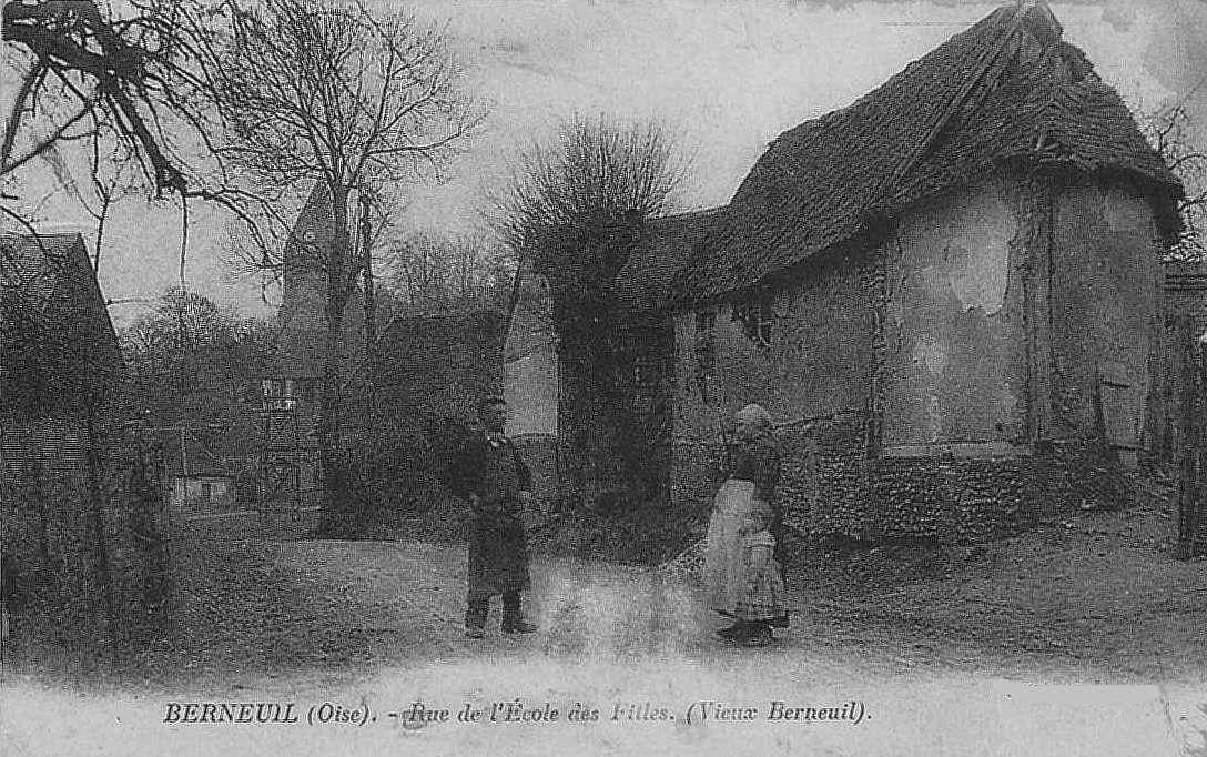 Album - le village de Berneuil-sur-Aisne