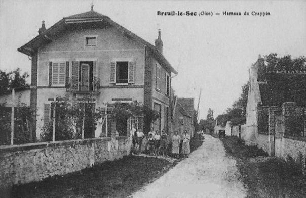 Album - le village de Breuil-le-Sec ( Oise )