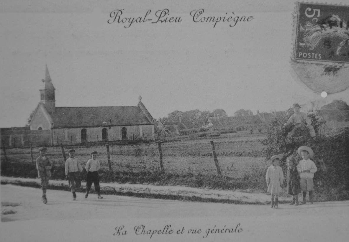 Album - la ville de Compiegne (Oise), la commune de Royalieu