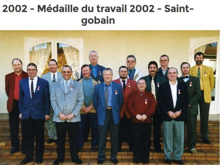 Album - Chantereine, les médaillés (15)