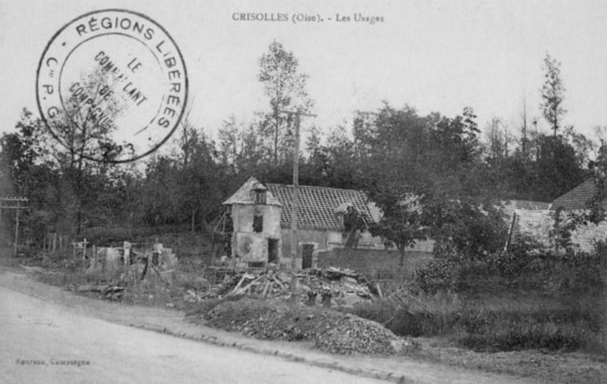 Album - le village de Crisolles (Oise)