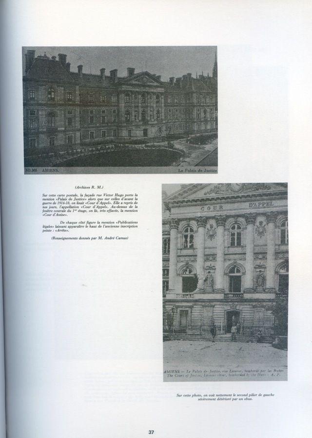 Album - la ville d'Amiens, les rues de la ville ( tome 6 )