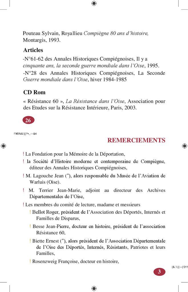 Album - la ville Compiegne (Oise), le camp d'internement de Royalieu
