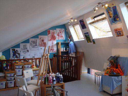Stage vacances Février 2015 : Ateliers Dessin-Peinture