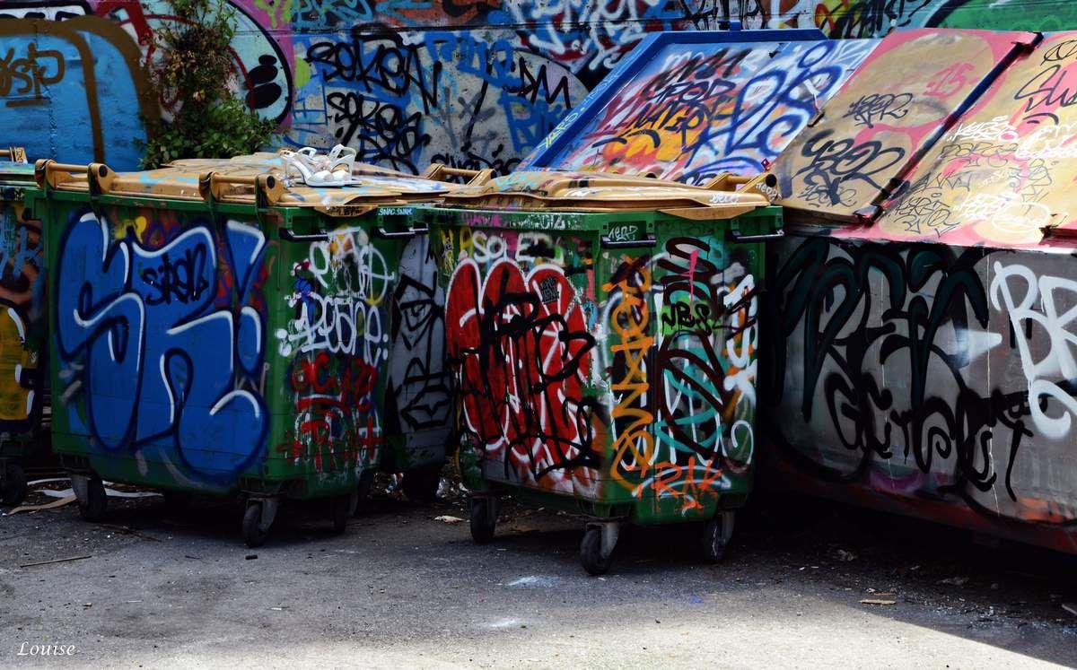 Les anciens frigos de Paris