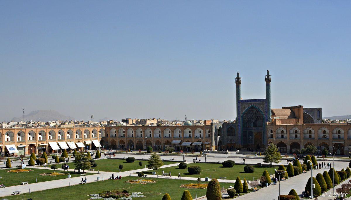Place de l'Imam
