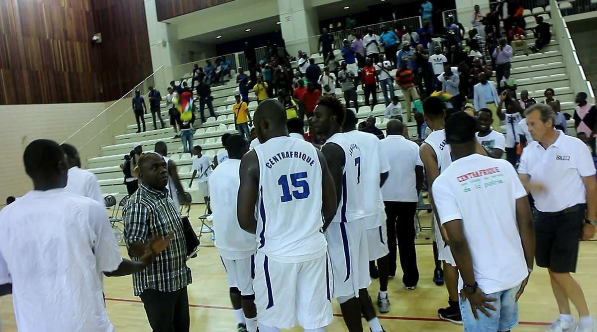 Afrobasket: les Fauves proches d'un exploit face au Nigéria