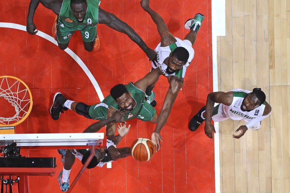 Afrobasket 2015: le Nigéria donne une leçon à la Centrafrique