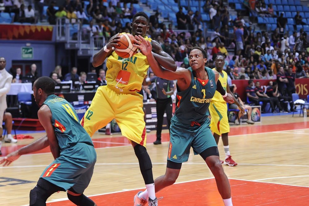 Afrobasket 2015: le Cameroun domine le Mali