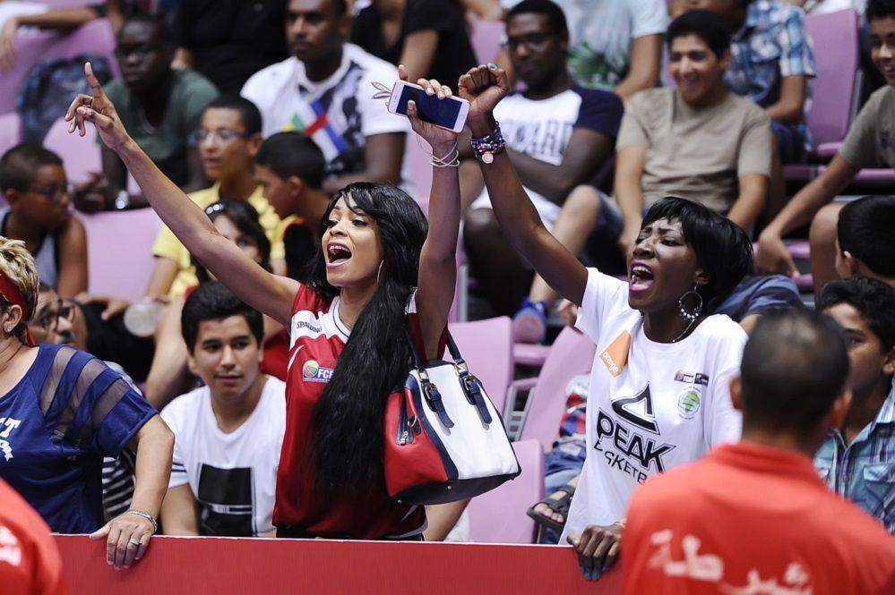 Afrobasket 2015: la Centrafrique retrouve le sourire