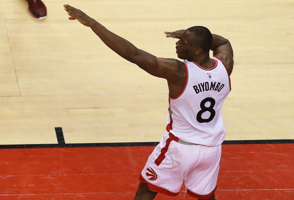 Bismack Biyombo, un Léopard qui n'a peur de rien
