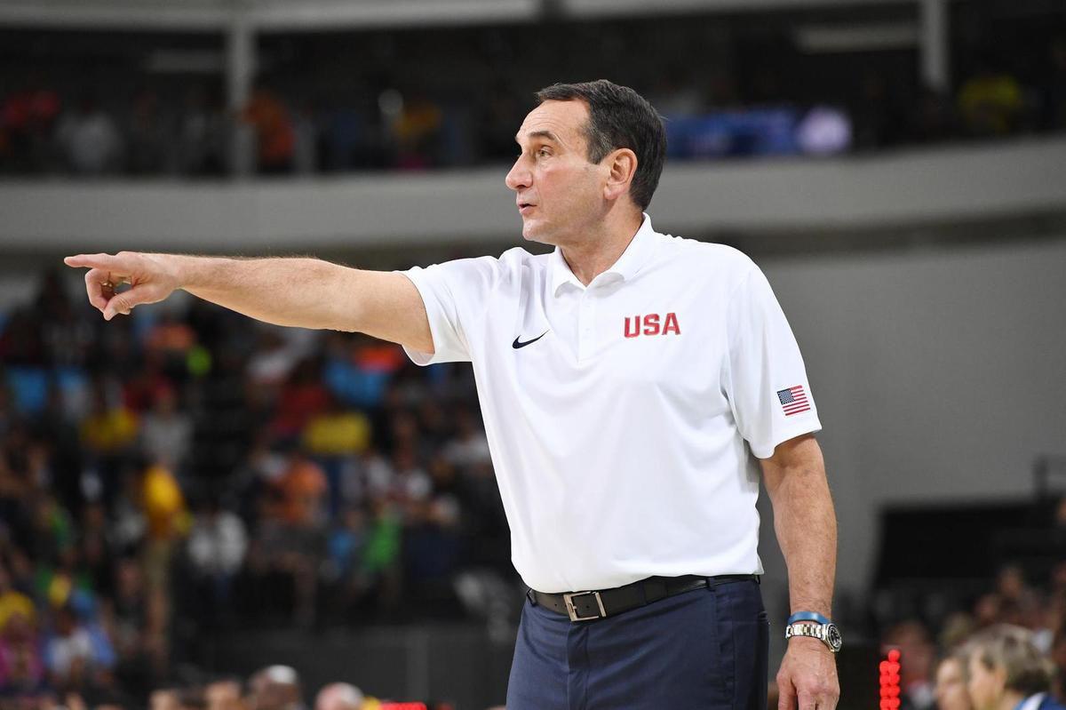 JO - Coach K : &quot&#x3B; Nous savons que l'Australie peut nous battre &quot&#x3B;