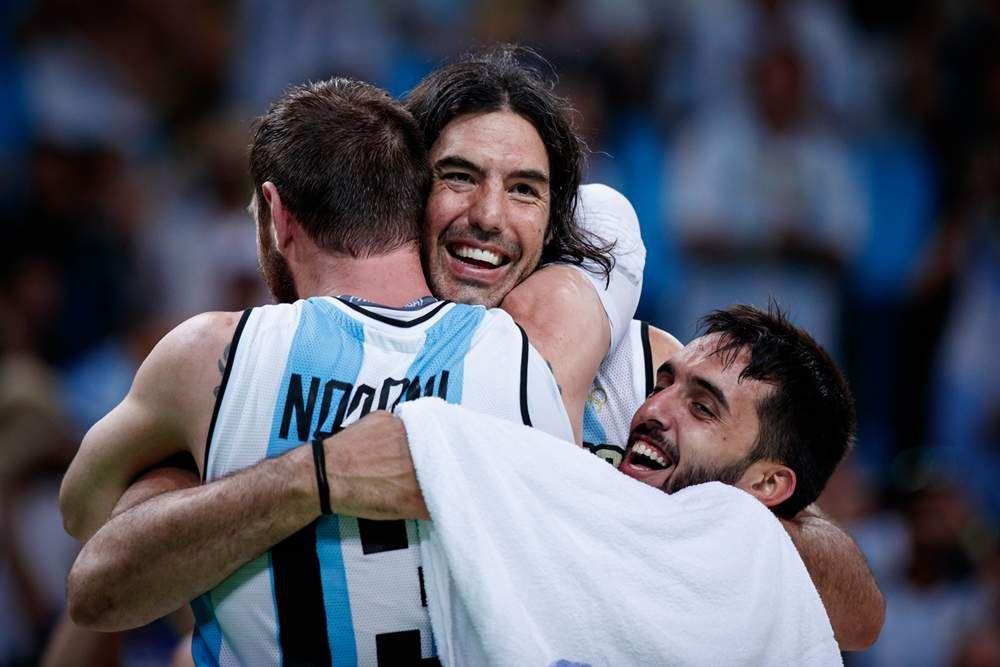 Au bout de la nuit, Nocioni et Campazzo offrent un classico historique à l'Argentine