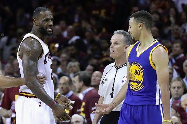 Lebron James : &quot&#x3B; Stephen Curry est un féroce compétiteur &quot&#x3B;