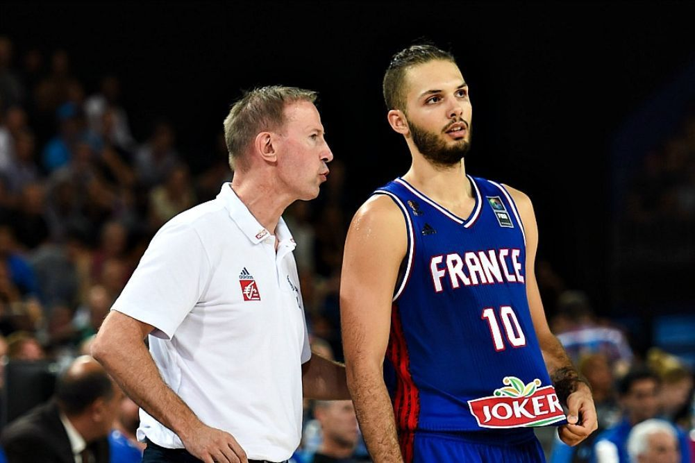 Vincent Collet refera appel à Evan Fournier