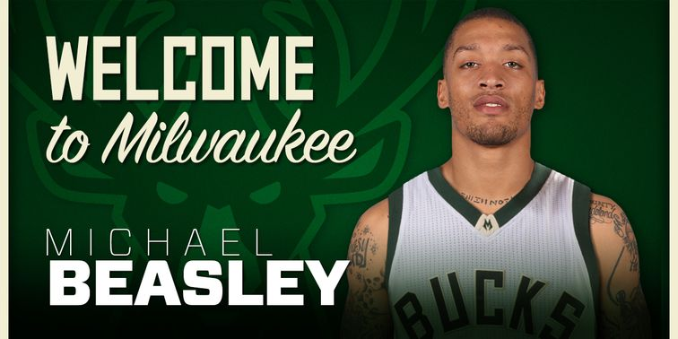 Michael Beasley remplace Khris Middleton à Milwaukee