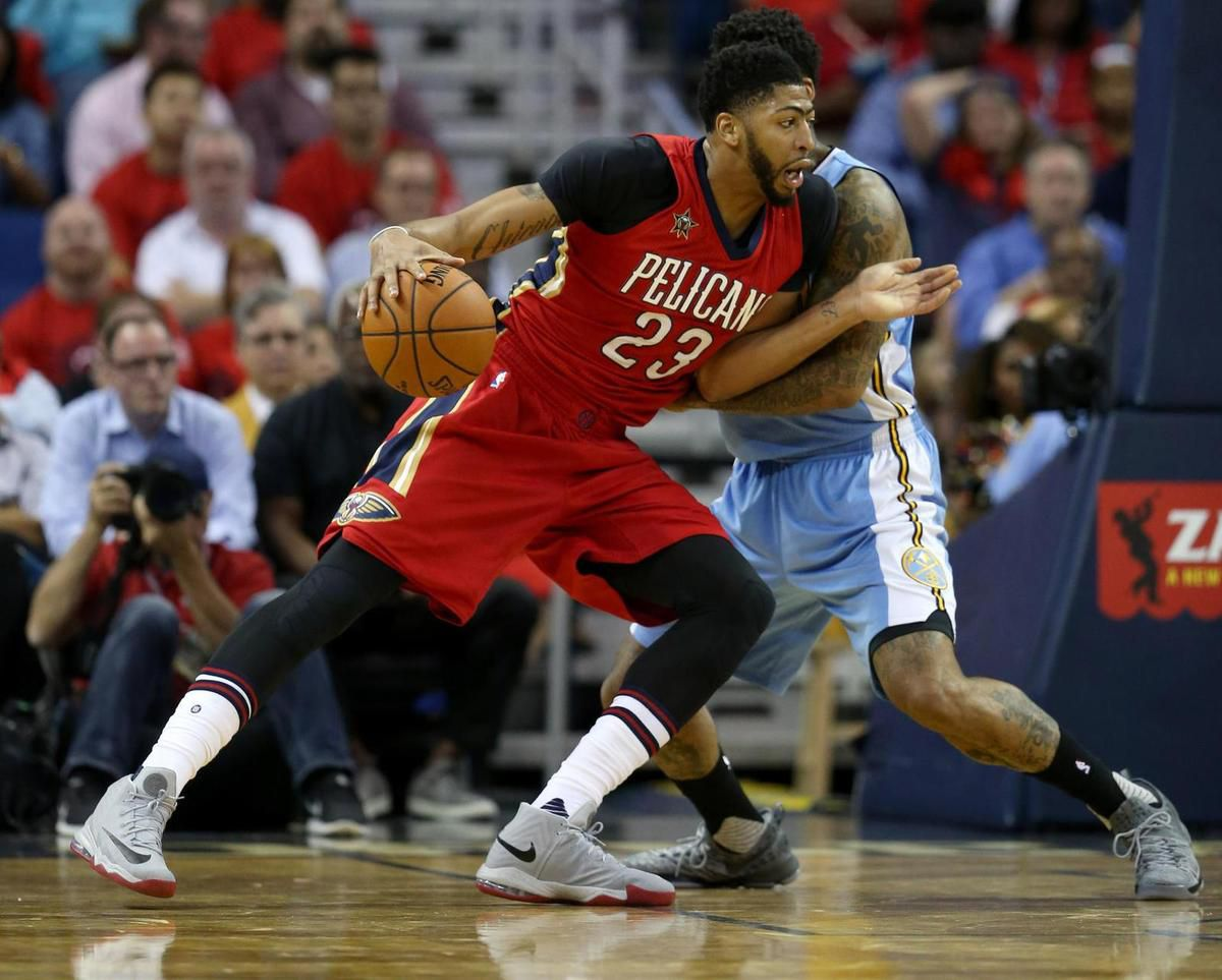 Anthony Davis (50 points et 16 rebonds) a lutté en vain contre Denver