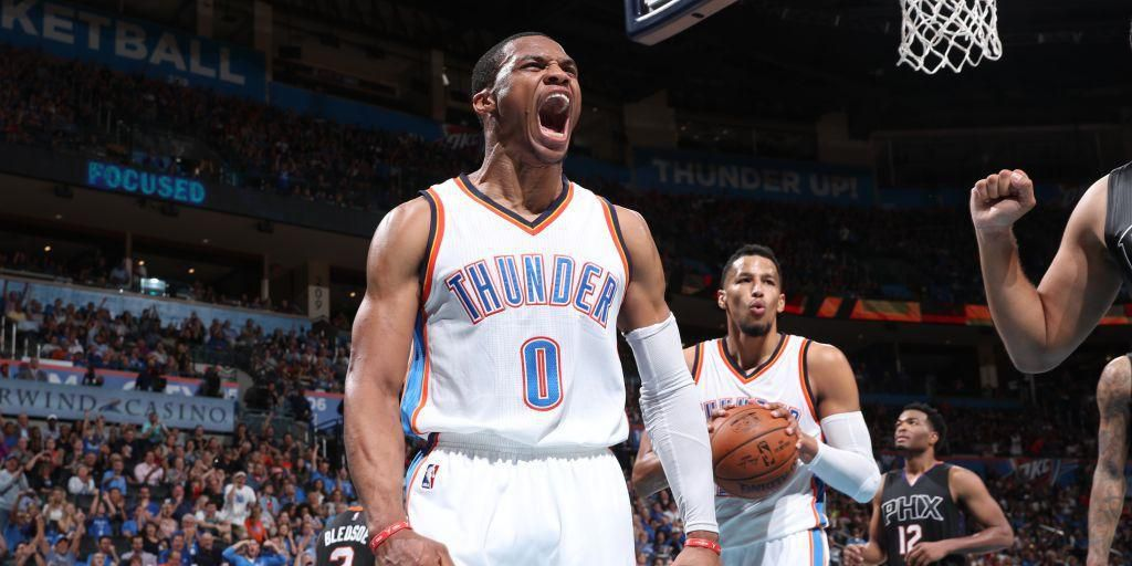 Le MVP de la nuit : Russell Westbrook (51 points, 13 rebonds et 10 passes)