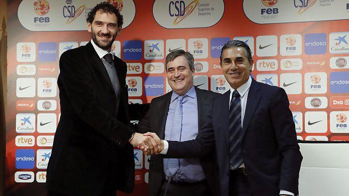 Sergio Scariolo prolonge son bail jusqu'en 2020
