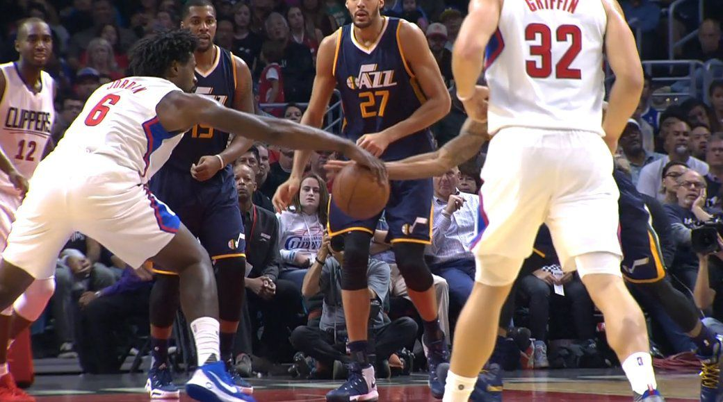 Les Clippers s'imposent contre le Jazz
