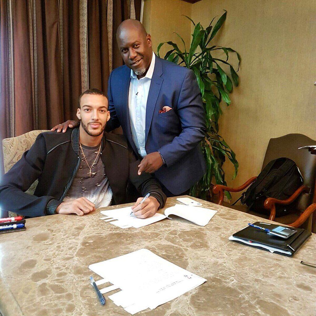 Rudy Gobert signe un contrat mirobolant de 102 millions de dollars sur quatre ans avec Utah Jazz