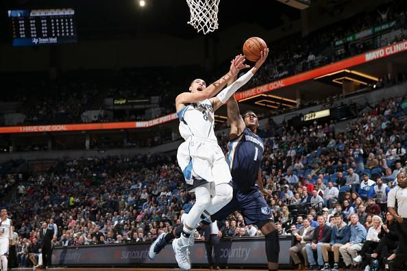 Minnesota s'impose face aux Grizzlies