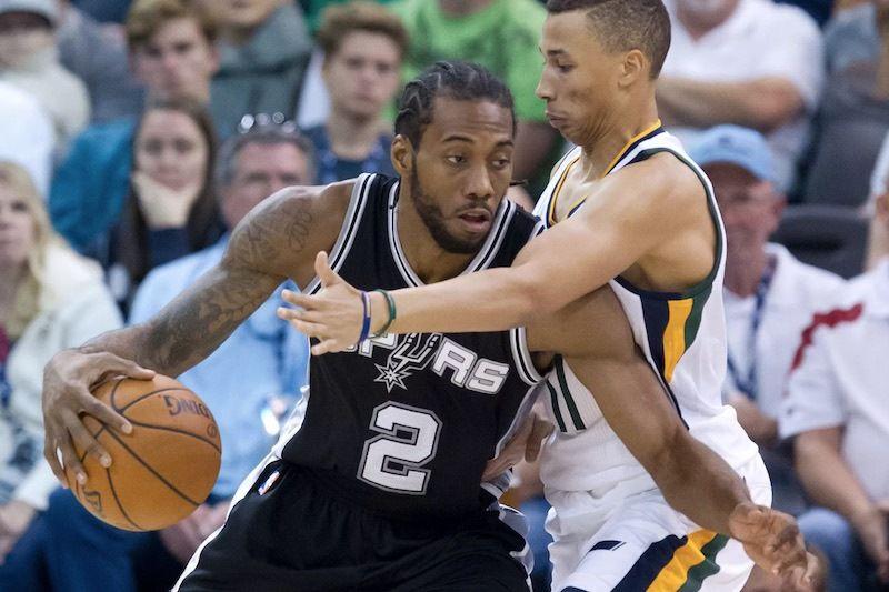 Les Spurs prennent leur revanche à Salt Lake City