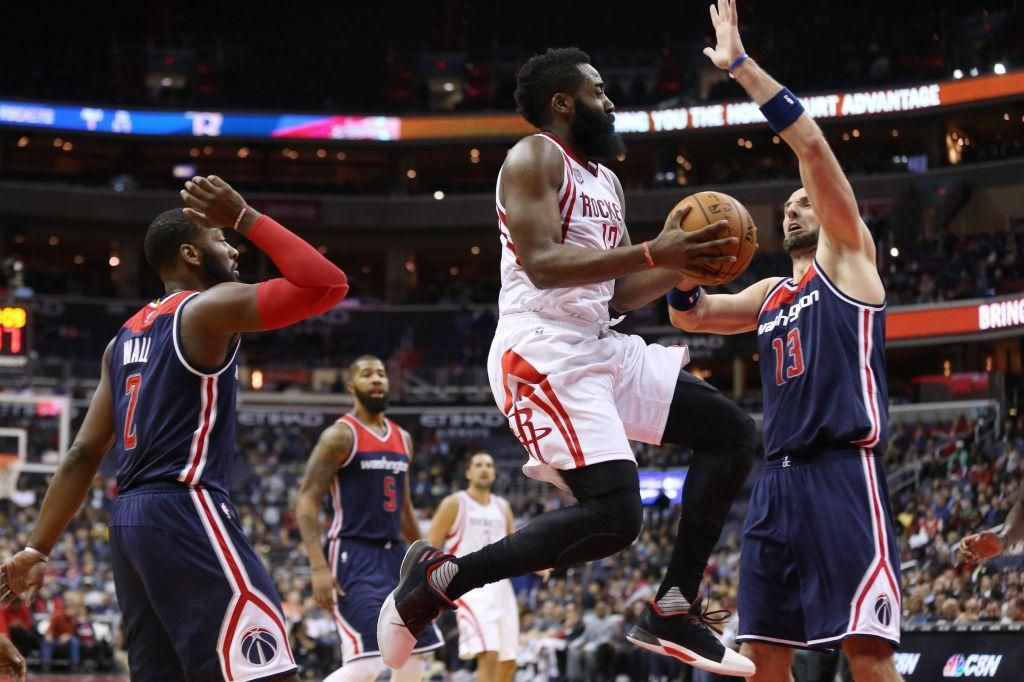Houston et Harden ont bien réagi à Washington