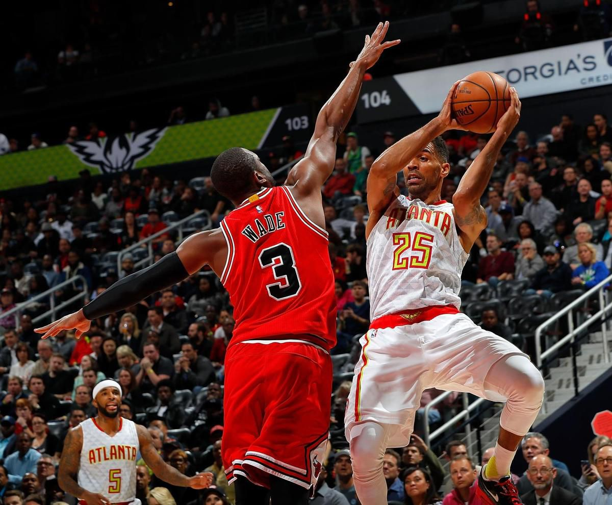 Atlanta confirme contre les Bulls