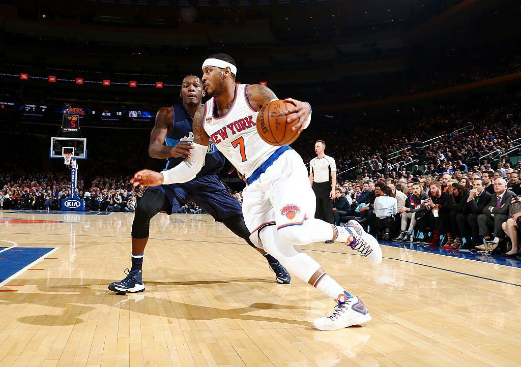Les Knicks font plier les Mavericks
