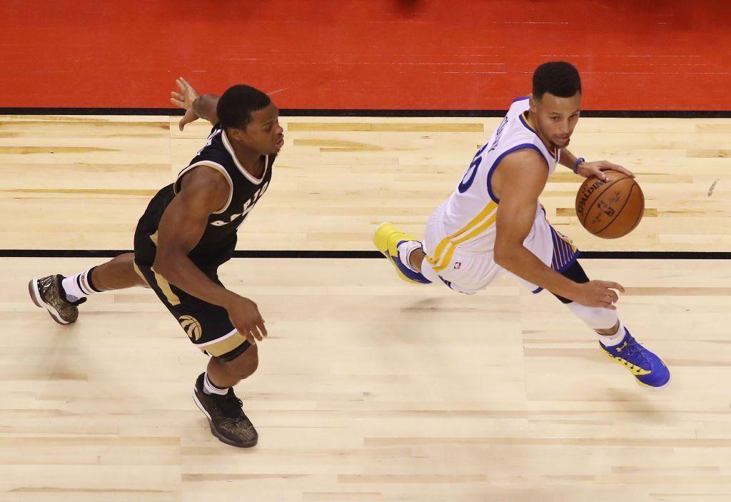 Les Warriors signent une cinquième victoire consécutive à Toronto