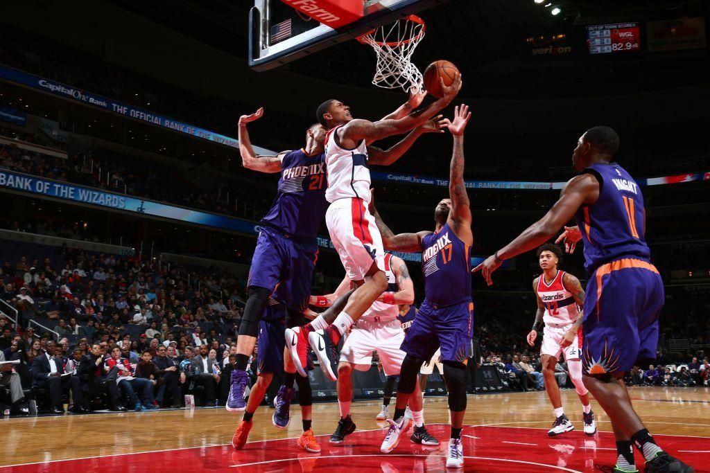 Bradley Beal guide Washington avec un record en carrière (42 points)