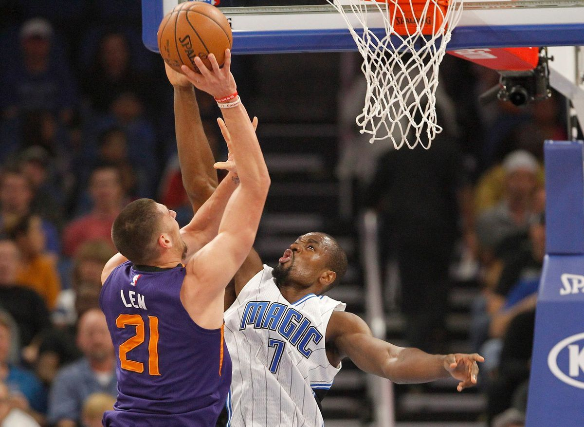 Les Suns dominent l'Orlando Magic