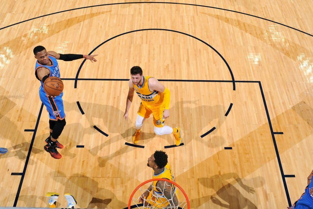 Russell Westbrook secoue le Thunder